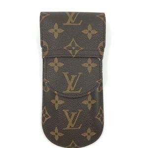 Louis Vuitton Monogram Eyeglass Case